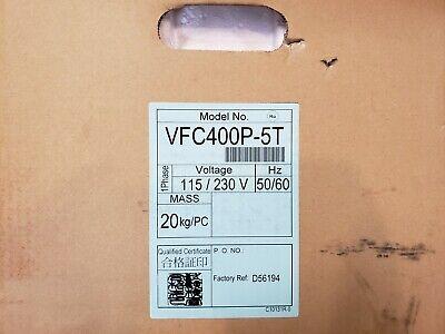 New Fuji Vfc400p-5t Regenerative Blower Vacuum 1hp 1ph 115230v In Original Box