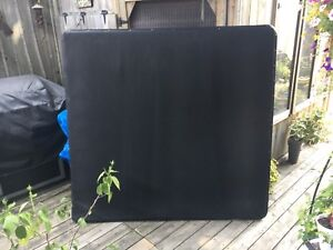 """Tonne Vinyl Cover for Pickup Truck with 5'8"""" box"""