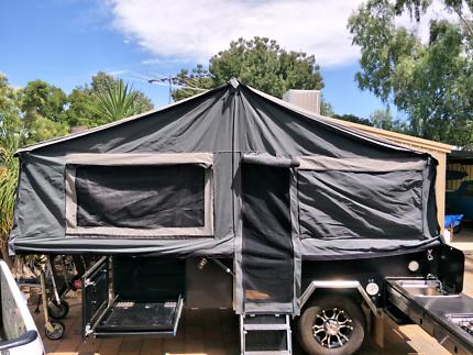2015 Broadwater Camper Trailer