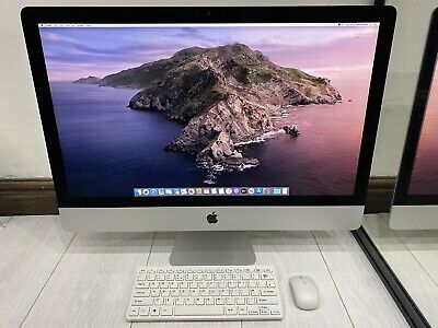 "Apple iMac 27"" 5K Retina 2014 - 512GB SSD 32GB Ram 4GHz Core i7 - AMD M295X 4GB"