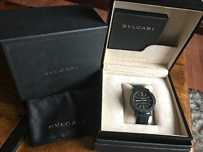 Bvlgari BVLGARI BBP40BCGLD Wrist Watch for Men - PRE-OWNED DEAL - (Bvlgari Usa)