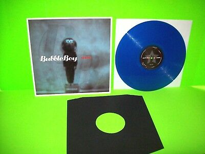 "I Satellite ‎– Bubbleboy Remixes Blue Vinyl 12"" EP Record Limited Synth-Pop NM"