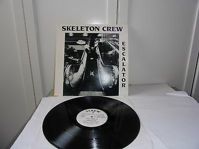 "Skeleton Crew    Escalator   12"" Vinyl P/S Single"