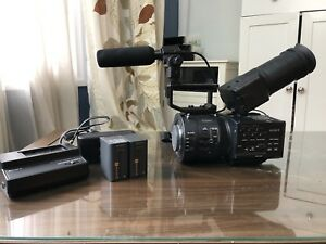 Sony FS700 Professional Camera with 4K RAW