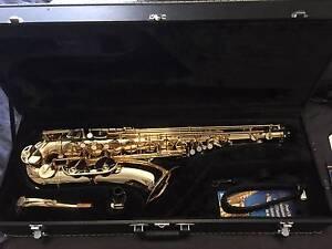 Jupiter Tenor Saxophone 587 St Lucia Brisbane South West Preview