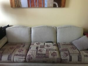 Three seater couch
