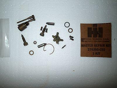 International Harvester Partial Carburetor Kit 276395-c92