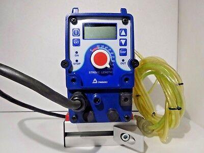 Iwaki Metering Pump Ew-b08vc-20epy2