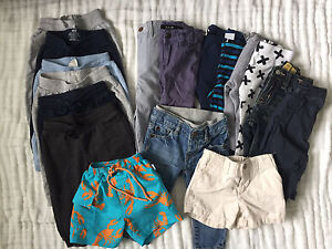 Boys 6-12 month bottoms lot - BRAND NAMES