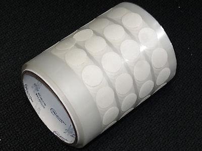New Epsi 34 Round Discs Fiberglass Glass Cloth Tape White 1000 Discroll Usa