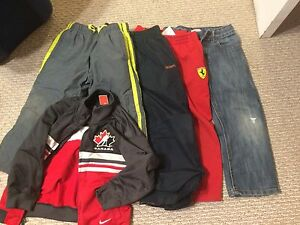 Boys size 4 pants and jacket