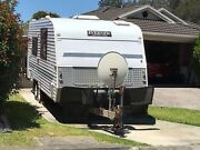 EVERNEW OFF-ROAD CARAVAN STURDY AND WELL BUILT Lake Cathie Port Macquarie City Preview