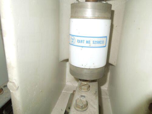 Westinghouse 5259C33 Vacuum Bottle Used
