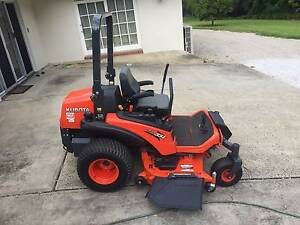 2014 Kubota ZD331P-60 Diesel Zero Turn Mower for sale Dural Hornsby Area Preview