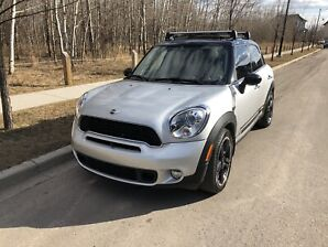 2014 Mini Countryman S All4 AWD Low km
