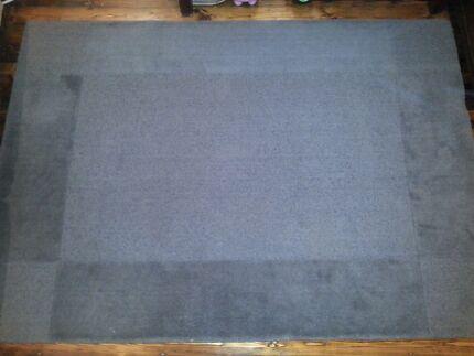 Ikea brown rug 2.0x1.4m Waverley Eastern Suburbs Preview