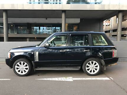 2005 Range Rover 4.2 Litre Supercharged