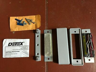 Detex Magnetic Switch Door Accessory For Ms2500 Alarm-locksmith-nos
