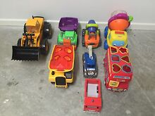 Toddler truck toys $8 the lot Coomera Gold Coast North Preview