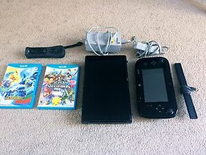 Wii U Mario Kart 8 special edition and games