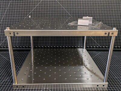 Thermo Maxq 2000 6000 Orbital Dual-platform Incubator Shaker Lab 30128 30128ts