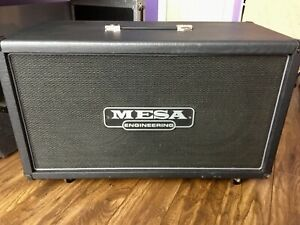 Mesa Road King 2x12 stereo guitar cab