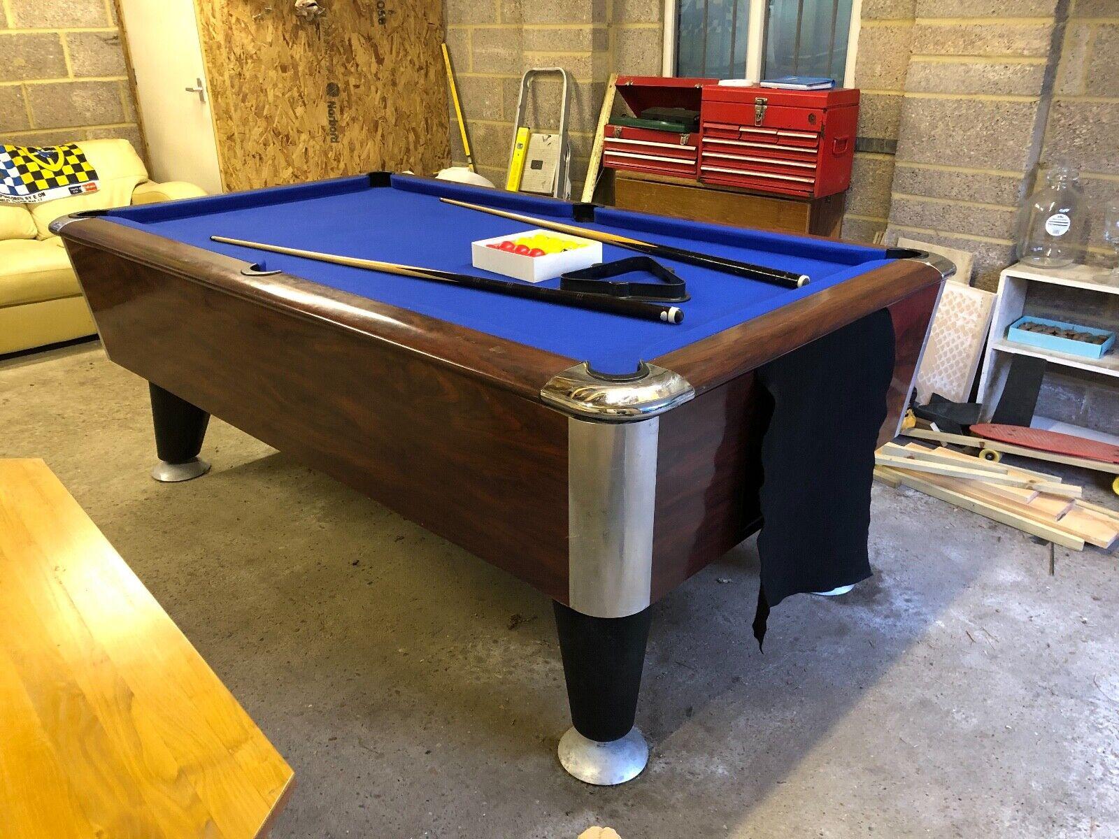 Sam Billiards Pool Table - 7ft x 4ft