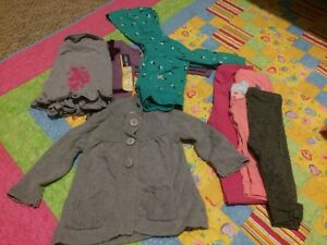 Lot of 12 m clothes