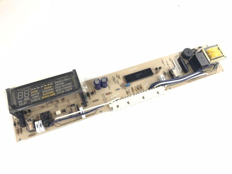 Genuine GE General Electric WD21X739 Logic Control Board, D-67438, New