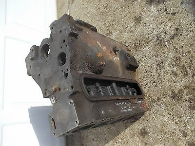 International 300 Utility Tractor Original Ih Ihc C-169 Engine Motor Block