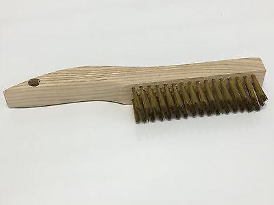 Carpet Cleaning Brass Velvet Brush For Upholstery Cleaning