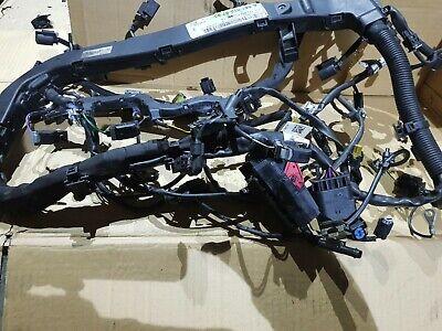 Mercedes W212 E 250 Cdi Engine Wiring loom harness 6510109798  2011