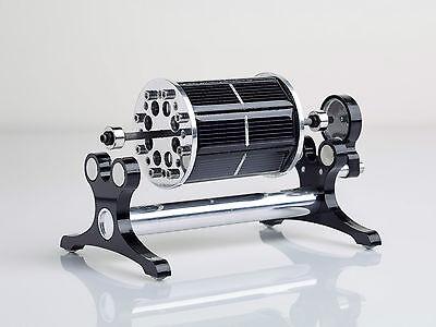 8-flächiger Mendocino Motor Solarmotor  Mendocinomotor Stirling  Modell