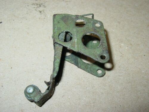 WW2 B-25 North American Aviation Bomber Part Panchito Parts Bomb Bay Door Switch