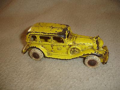 Antique A.C. Williams Sedan Cast Iron Toy Car