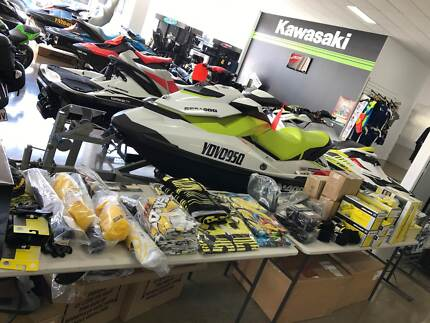 Seadoo and CANAM accessories