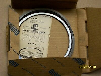 Quincy 7527 Piston Ring Set Air Compressor Parts