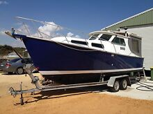 Cabin Cruiser Aluminium 8.5 Mtrs Perth Northern Midlands Preview