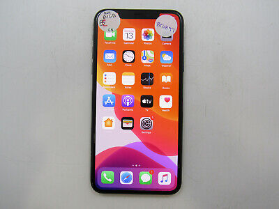 Apple iPhone 11 Pro Max A2161 Unlocked 64GB Check IMEI Fair Condition -BT6897