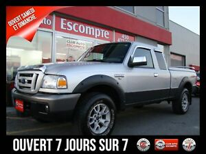 Ford Ranger FX4 4X4 Automatique Cabine super 4 RM 126 po XL