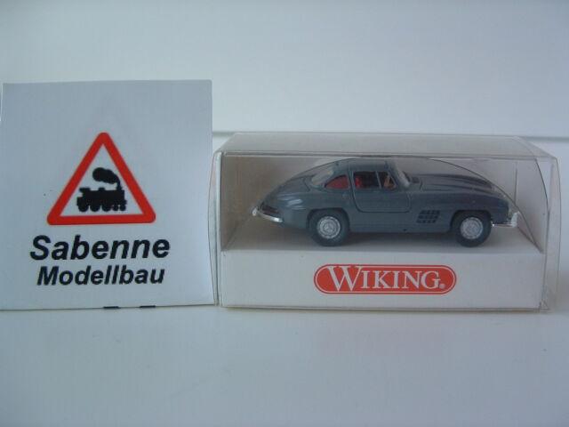 Wiking H0 1:87 833 01 23 Mercedes Benz 300SL Coupe Flügeltürer NEU/OVP B911
