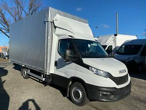 Iveco Daily 35S18H Pritsche Plane 10 PAL