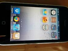 iPhone 3GS 16gb black in perfect working condition with freebie Ryde Ryde Area Preview