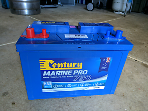 Century Marine Pro 730 (N70ZM) Batteries.  Boats, 4x4, Camping Mindarie Wanneroo Area Preview