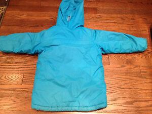 Boys Columbia Winter Coat and Snowpants Size 6/7 Cambridge Kitchener Area image 2