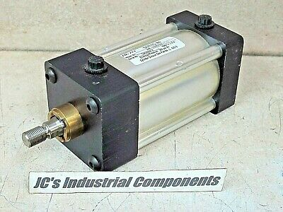 Lin Act  2-12 Bore X 2-12 Stroke Pneumatic Cylinder Series A4