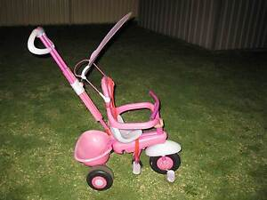 Pink Smart Trike Tricycle (Free Delivery) Hurstville Hurstville Area Preview