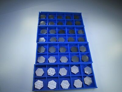 Lot 40 Korloy Face Mill Hpe-532 Milling Carbide Endmill Inserts Cnc Tools