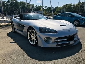 2004 Dodge Viper SRT 10 w Paxton Supercharger
