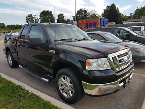 2008 Ford F-150 Supercab Flareside  Mint Very Sharp